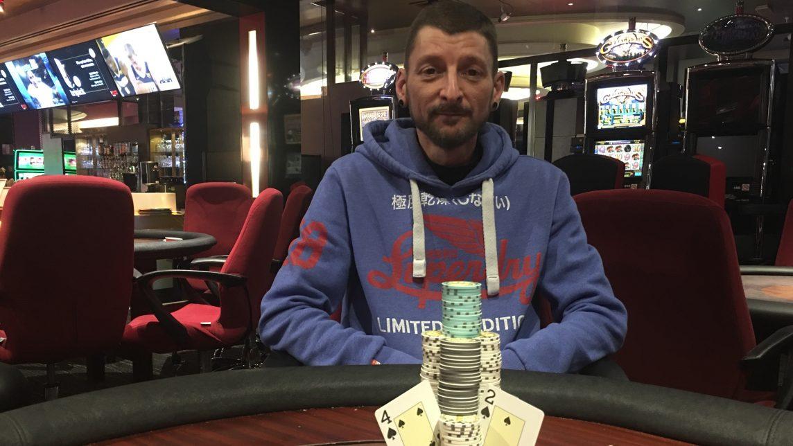 Resultat namur poker classic 2018